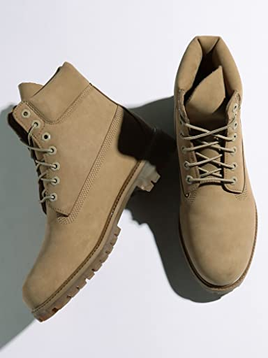 6-Inch Premium Waterproof Boot 1431-499-6019: Beige