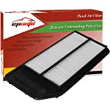EPAuto GP564 (CA9564) Honda/Acura Replacement Extra Guard Rigid Panel Engine Air Filter for Accord L4 (2003-2007) TSX (2004-2