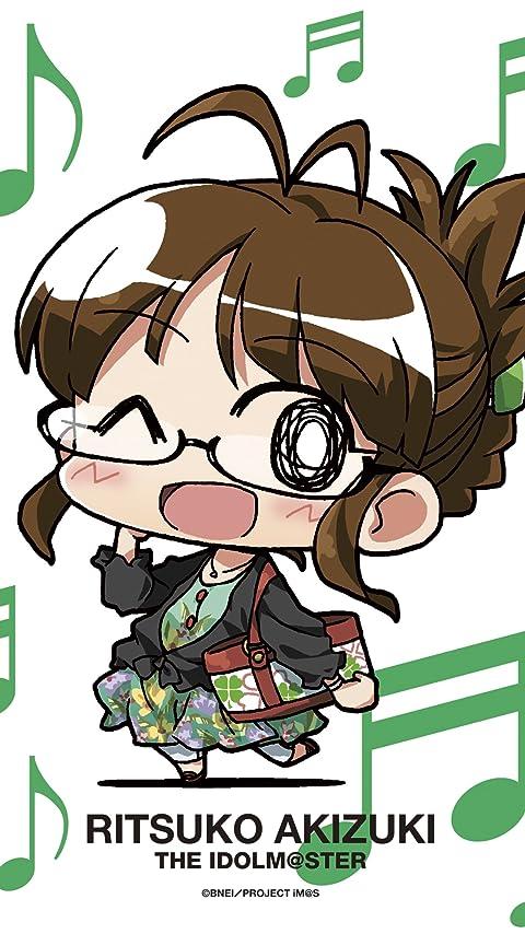 アイドルマスター 秋月律子 XFVGA(480×854)壁紙 画像49938 スマポ