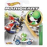 ホットウィール(Hot Wheels) マリオカート(MARIO KART) ヨッシー Bダッシュ GBG29