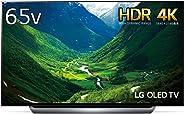 LG 65V型 有機EL テレビ OLED65C8PJA 4K ドルビービジョン対応 ドルビーアトモス対応