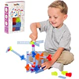Brackitz Inventor STEM Discovery Building Toy for Kids Ages 3, 4, 5, 6+ Year Olds | Best Boys & Girls Educational Engineering