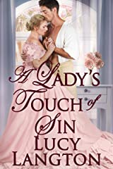 A Lady's Touch of Sin: A Historical Regency Romance Book Kindle Edition