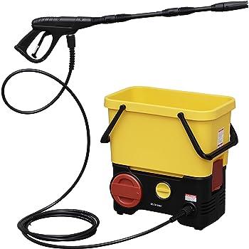 アイリスオーヤマ 高圧洗浄機 タンク式 充電タイプ SDT-L01