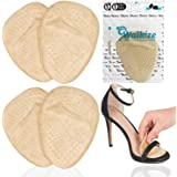 Metatarsal Pads | Metatarsal Pads for Women | Ball of Foot Cushions (2 Pairs Foot Pads) All Day Pain Relief and Comfort One S