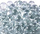松野ホビー ビー玉 ガラス玉 日本製 15mm クリアー 1袋(250粒入) CM1277