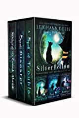 Silver Hollow Paranormal Cozy Mystery Books 1-3 (Silver Hollow Cozy Mysteries Box-Set Book 1) Kindle Edition