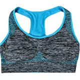 Howme-Women Freedom Triblend Absolute Comfy Chic Running Bra Top