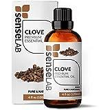 Clove Essential Oil - 100% Pure Extract Clove Oil Therapeutic Grade (4 Fl Oz / 120 ml)