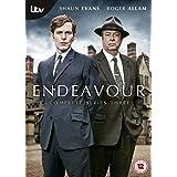 Endeavour Series3 新米刑事モース~オックスフォード事件簿~(英語のみ)[PAL-UK] [DVD][Import]