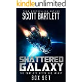 Shattered Galaxy: The Complete After the Galaxy Series Box Set