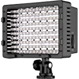NEEWER® 160 LED CN-160 Dimmable Ultra High Power Panel Digital Camera / Camcorder Video Light, LED Light for Canon, Nikon, Pe