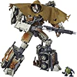 Transformers E3750AS00 Toys Studio Series 34 Leader Class Dark of the Moon Movie Megatron with Igor Action Figure - Kids Ages