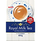 名糖産業 ロイヤルミルクティー400G ×2袋 粉末