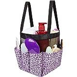 Mesh Shower Caddy Tote, Portable Tote Bag for College Dorm Room Essentials, Big Toiletry Bathroom Organizer