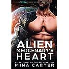 Alien Mercenary's Heart (Lathar Mercenaries: Warborne Book 1)