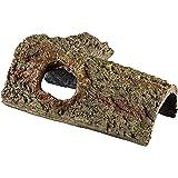 Zilla Reptile Habitat Décor Hideouts Bark Bends, Medium