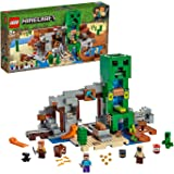 LEGO Minecraft The Creeper Mine 21155 Building Kit, New 2019