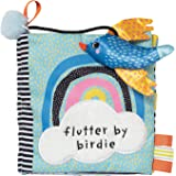 Manhattan Toy Cherry Blossom Days Flutter by Birdie Soft Activity Book for Babies