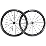 SHIMANO(シマノ) ホイール組立品 WH-RS81-C50-CL CARBON/AL F/R 11s T EWHRS81C50PC