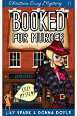 Booked For Murder: Christian Cozy Mystery Kindle Edition