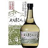 合同酒精 こんぶ焼酎 礼文島こんぶ焼酎 [ 焼酎 20度 720ml ]