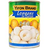 Yifon Longans In Syrup Can, 565g