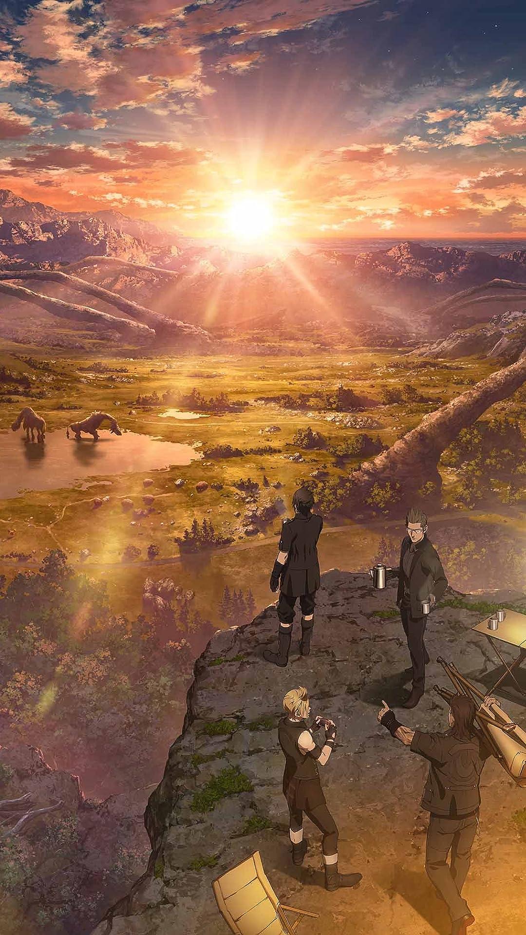 ファイナルファンタジー Brotherhood Final Fantasy Xv フルhd 1080