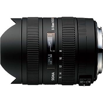SIGMA 超広角ズームレンズ 8-16mm F4.5-5.6 DC HSM キヤノン用 APS-C専用 203542