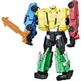 Transformers Toys Autobot Team Combiner Pack - 4 Figure Gift Set – Figures Combine into a Super Robot - Toys for Kids 6 and U