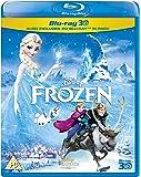 Frozen(アナと雪の女王) 2d Brd + 3d Brd
