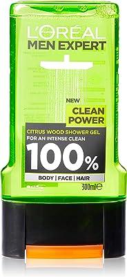 L'Oréal Paris Men Expert Citrus Wood Shower Gel 300ml