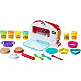 PLAY-DOH B9740 Kitchen Creations Magical Oven Brown