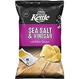Kettle Sea Salt & Vinegar, 12 x 175g