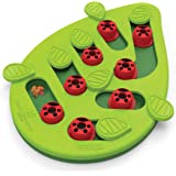 Petstages Nina Ottosson Buggin Out Puzzle & Play - Interactive Cat Treat Puzzle