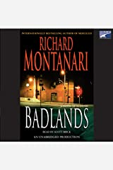 Badlands: A Novel of Suspense Audible Audiobook