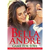 Game For Love (Bad Boys of Football Book 3)