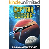 The Space-Time Conundrum: A Funny Sci-fi Space Adventure (Captain Quasar Book 1)