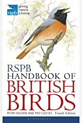 RSPB Handbook of British Birds Kindle Edition with Audio/Video