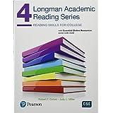 Longman Academic Reading Series 4 with Essential Online Resource
