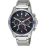 [トミーヒルフィガー] 腕時計 MASON 1791788 メンズ シルバー [並行輸入品]