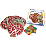 Learning Resources LER5060 Pizza Fraction Fun
