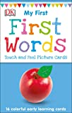 My First Touch and Feel Picture Cards: First Words (My 1st T…