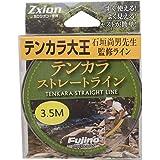 Fujino(フジノ) テンカラライン テンカラストレートライン ゼクシオン(ポリアリレート)・ナイロン 3.5m イエ…