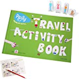 Travel Activity Book, by Pipity