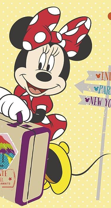 ディズニー  iPhone/Androidスマホ壁紙(890×1590 or 854×1590)-1 - ミニーマウス