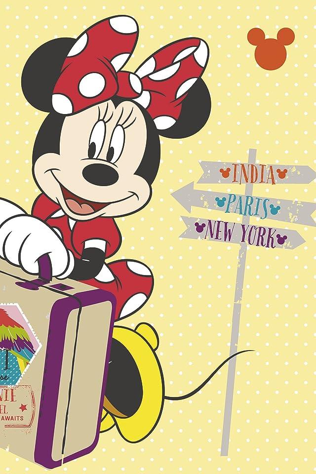 ディズニー ミニーマウス iPhone(640×960)壁紙 画像38970 スマポ