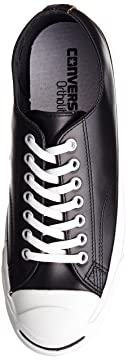 Jack Purcell Chromexcel Leather: Black