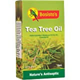 Bosisto's Tea Tree Oil 15mL | Essential Oils, Natural Melaleuca Oil, Natural Tea Tree Oil, Natural Antiseptic, Antibacterial,