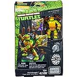 [メガブロック]Mega Bloks Teenage Mutant Ninja Turtles Collectors 1987 Classic Michaelangelo Figure DMW24 [並行輸入品]